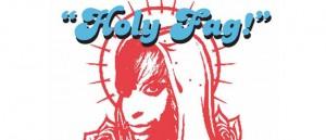 """""""Holy Fag!"""" - Jotassassina, Trieste"""