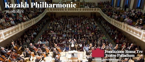 Kazakh Philharmonic Chamber Orchestra al Teatro Palladium a Roma