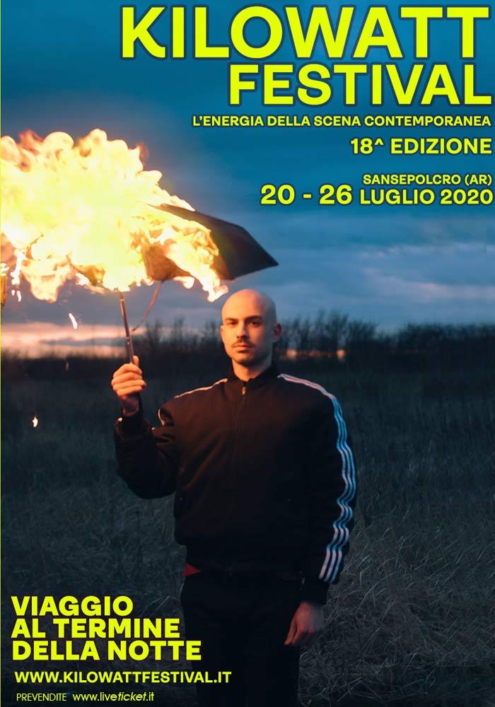 18^ Edizione Kilowatt Festival 2020 a Sansepolcro