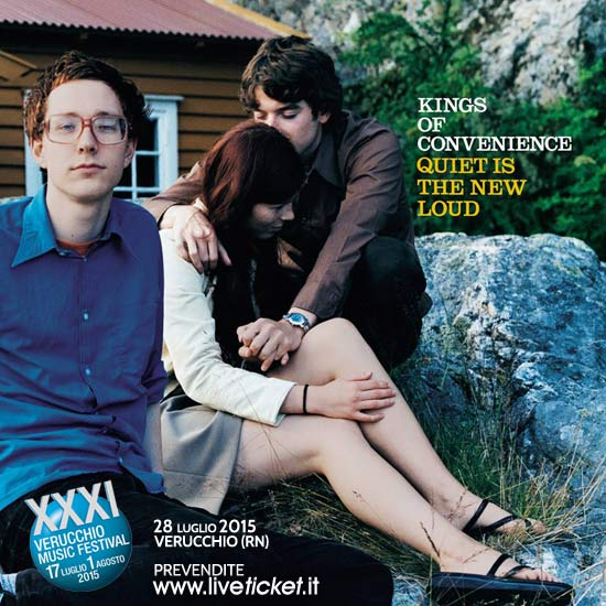 Kings of Convenience al Verucchio Music Festival