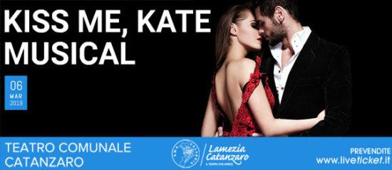 Kiss me Kate - musical al Teatro Comunale di Catanzaro