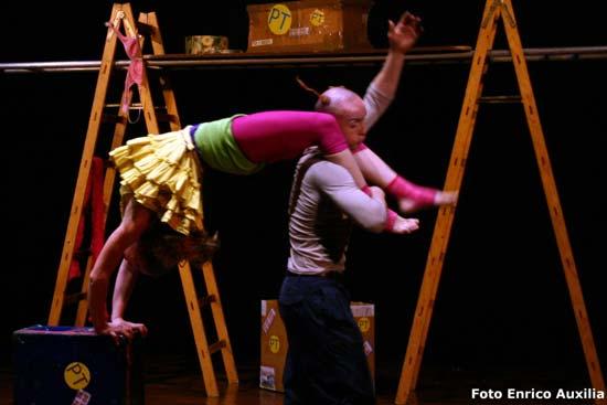 "Milo & Olivia ""Klinke"" al Mirabilia Festival 2016 a Fossano"