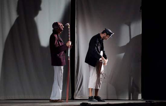 """""""L'ispettore"""" al Piccolo Teatro di Padova"""