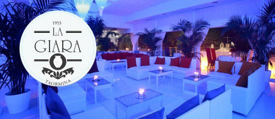 Discoteca La Giara a Taormina