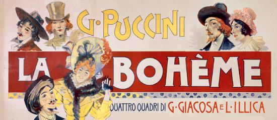 """""""La Bohème"""" di Puccini - Opera in 4 quadri al Teatro Scipione di Montaione"""