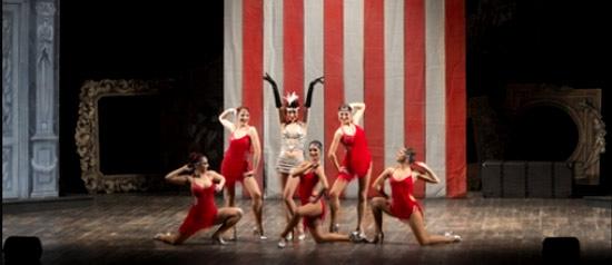 La Duchessa di Chicago al Teatro Orfeo di Taranto