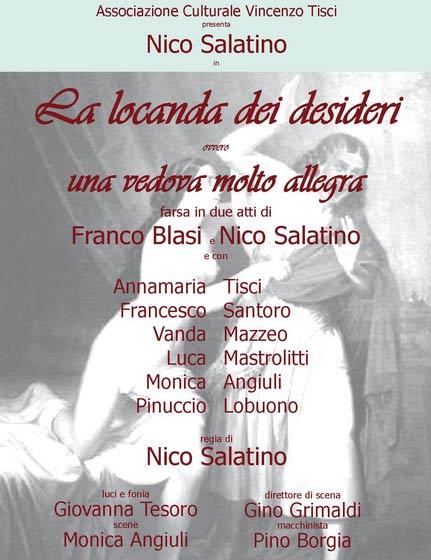 La locanda dei desideri... al Teatro Santa Lucia di Gioia del Colle