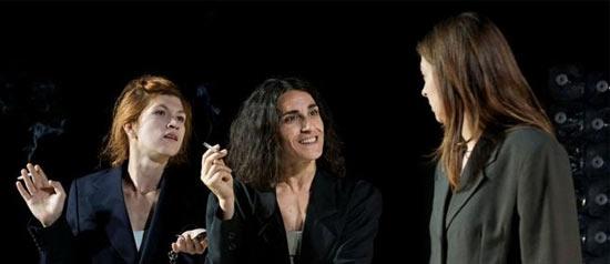 """""""La parola padre"""" al Teatro Domenico Modugno di Aradeo"""