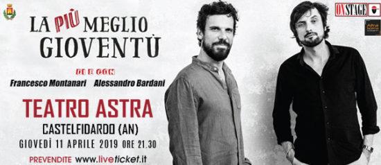 Castelfidardo (AN) Teatro Astra La più meglio gioventù