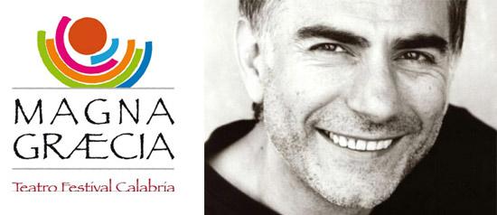 """Saverio La Ruina in """"Italianesi"""" al Magna Graecia Teatro Festival"""