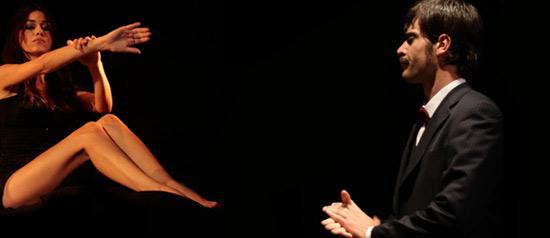 La storia di mezzo al Teatro Ambra alla Garbatella di Roma