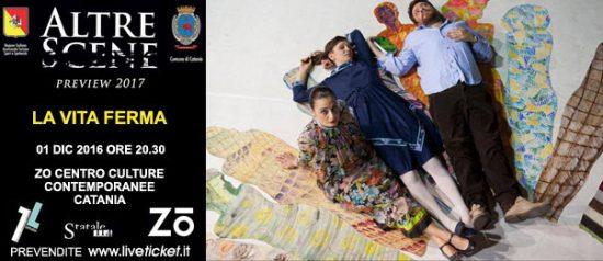 """""""La vita ferma"""" al Zo Centro Culture Contemporanee di Catania"""