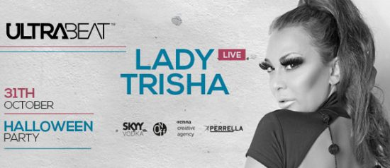 "Halloween Party ""Lady Trisha"" live all'Ultra Beat a Monteforte Irpino"