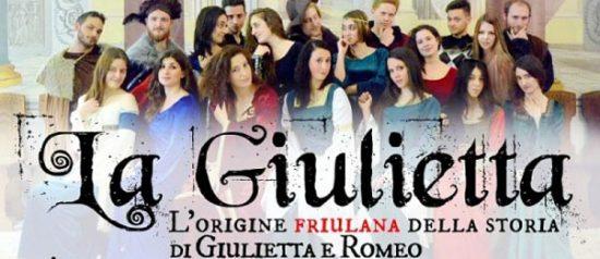 La Giulietta - L'origine friulana della storia di Giulietta e Romeo al Teatro stabile sloveno a Trieste