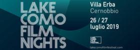 Lake Como Film Nights 2019 a Villa Erba a Cernobbio (CO)