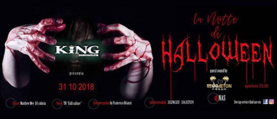 La notte di Halloween al King Disco Club di Castel San Giovanni