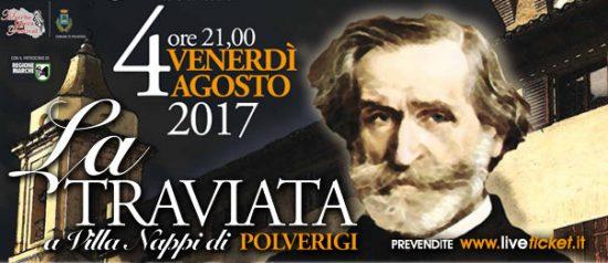 """Marche Opera Festival """"La Traviata"""" a Villa Nappi a Polverigi"""