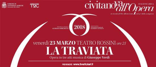La Traviata al Teatro Rossini di Civitanova Marche