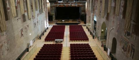 Skrjabin, o il Delirio dell'Infinito all'Auditorium San Domenico a Foligno