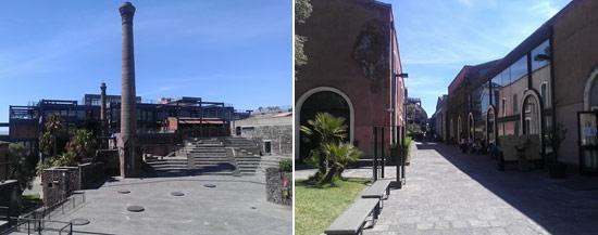 Centro Fieristico Le Ciminiere di Catania