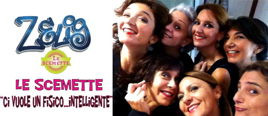 """""""Le scemette"""" al Teatro San Rocco di Voghera"""