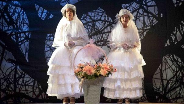 """""""Le sorelle Materassi"""" al Teatro Garibaldi di Enna"""