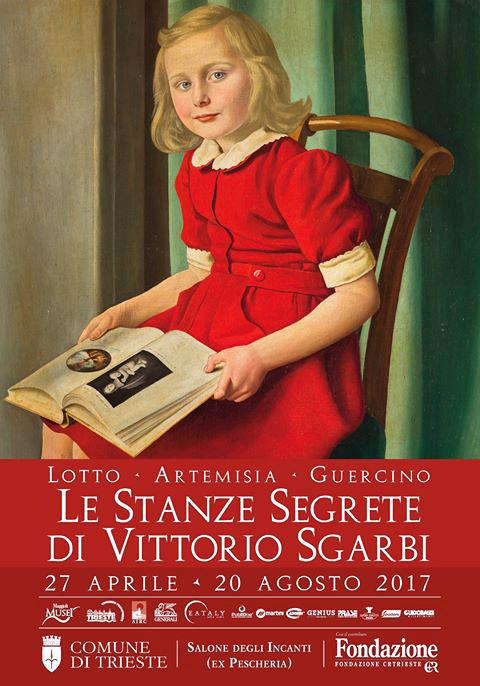 Lotto, Artemisia, Guercino. Le stanze segrete di Vittorio Sgarbi al Salone degli Incanti a Trieste