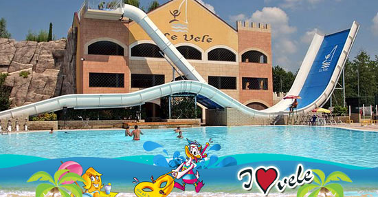 Acquapark Le Vele San Gervasio Bresciano