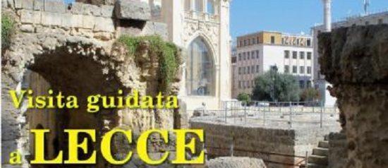 Visita guidata a Lecce