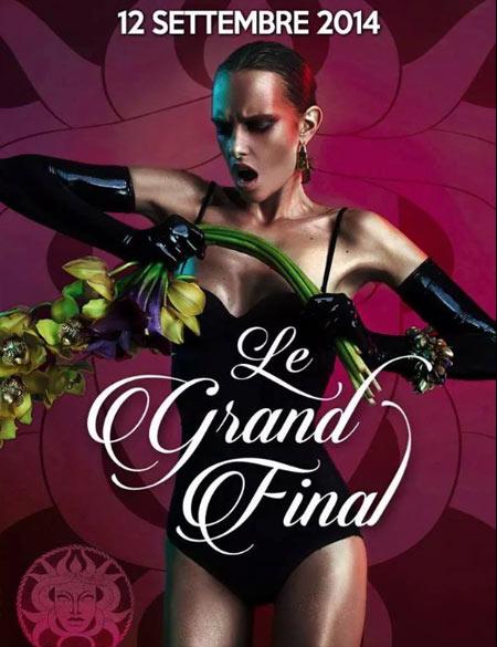 """""""Le grand final"""" il venerdì Medusa San Benedetto del Tronto"""