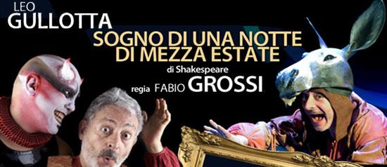 """""""Sogno di una notte di mezza estate"""" al Teatro Ariston di Mantova"""