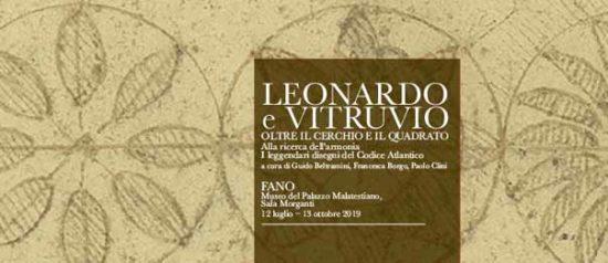 Leonardo e Vitruvio