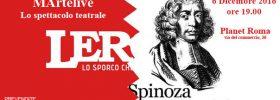 """""""Lercio vs Spinoza"""" MArtelive 2016 al Planet Live Club Roma"""