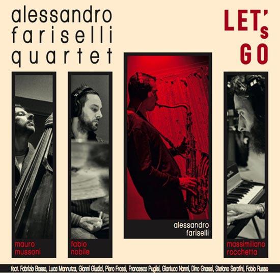 """Alessandro Fariselli 4et feat. Fabrizio Bosso """"Let's go"""" al Teatro CorTe di Coriano"""