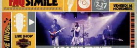 Ligabue Tribute Band al Faq Live Music Club a Grosseto