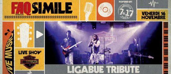 Ligabue Tribute Band al Faq Live Music Club a Grosseto
