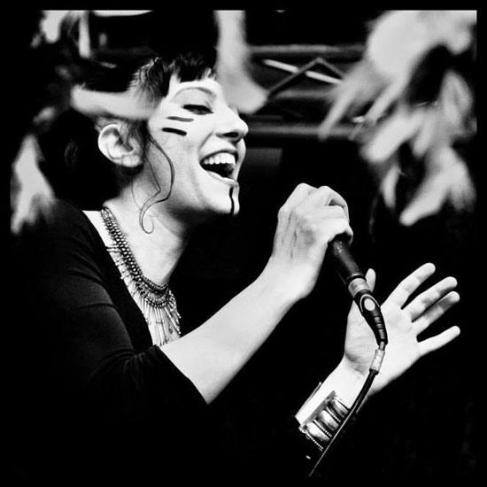 """Lili Refrain live """"Psic Festival"""" al Teatro di Cagli"""