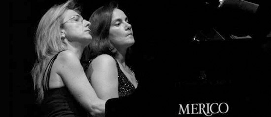 Duo Liso Dibattista al Teatro Forma di Bari