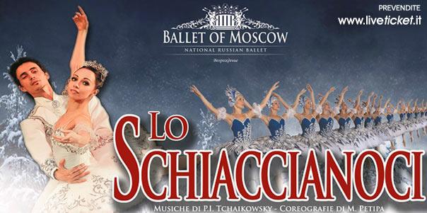 "Ballet of Moscow ""Lo schiaccianoci"" al Teatro Sociale di Pinerolo"