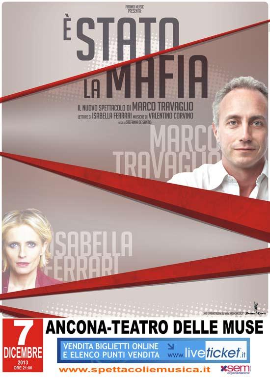Marco Travaglio al Teatro delle Muse di Ancona