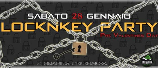 Locknkey party al Tartaruga disco club di Macerata