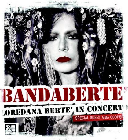 Loredana Bertè live al Velvet di Rimini