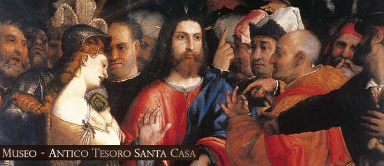Lorenzo Lotto, Museo Antico Tesoro della Santa Casa di Loreto