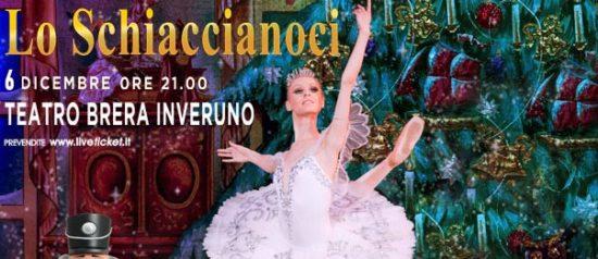 Lo Schiaccianoci al Teatro Brera a Inveruno (MI)