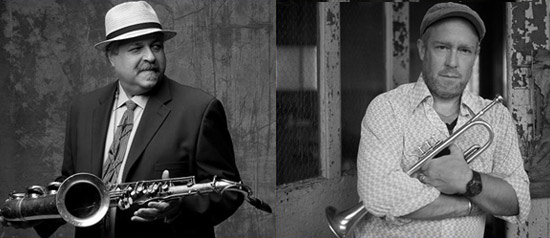 Joe Lovano & Dave Douglas quintet al Festival Jazz on the Road di Brescia