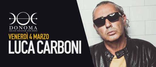 Luca Carboni al Donoma di Civitanova Marche