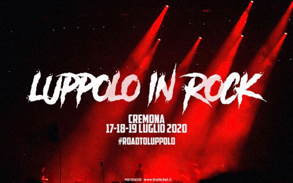 Luppolo in Rock 2020 al Parco ex Colonie Padane di Cremona