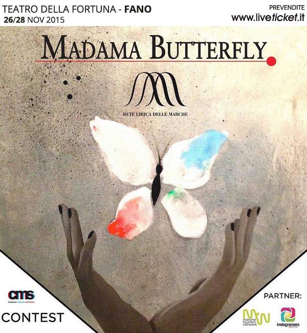 Madama Butterfly al Teatro della Fortuna di Fano