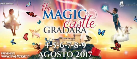 The Magic Castle Gradara 2017