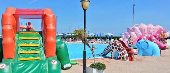 Parco Acquatico Malibù Porto Recanati - Riviera del Conero